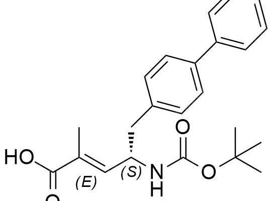 LCZ696(valsartan + sacubitril) impurity 41 CAS 1015037-46-3