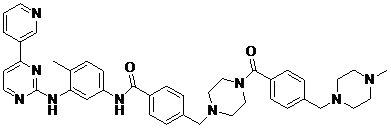 Imatinib Dipiperidine Impurity CAS 571186-91-91